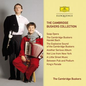 The Cambridge Buskers